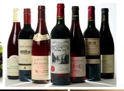 1044支假冒注册商标侵权葡萄酒被查获
