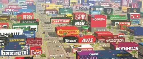 商标的世界logorama影片分析