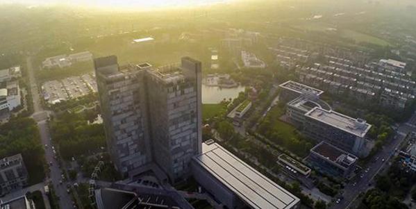上海张江高科园区知识产权知识产权取得了明显成效