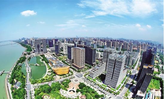 杭州高新区(滨江)迎来世界知识产权组织PCT官员调研