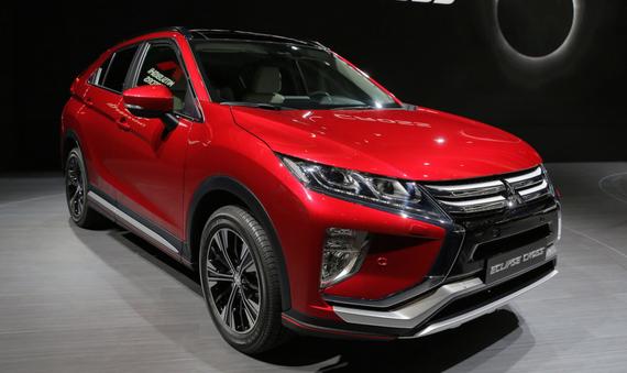 广汽三菱新款SUV目标直指马自达CX4  新注册商标或明年上市