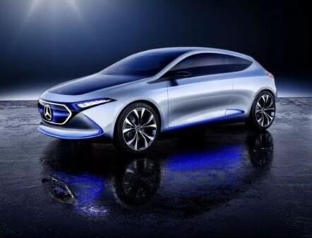 奔驰完成注册多款全新商标 EQC将亮相2018巴黎车展