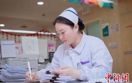 常州女护士一年获10项专利 带领科室申请200多件