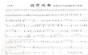 称网络电影擅用曲作品《云宫迅音》《女儿情》,许镜清起诉索赔60余万