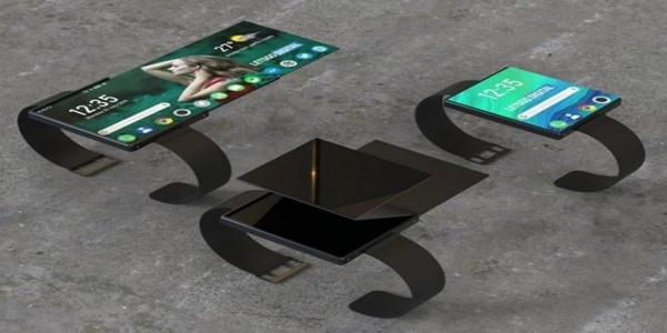 OPPO手表新專利曝光 柔性折疊屏盡顯高大上