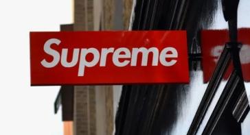 """""""山寨""""品牌风波后 美国Supreme成功在中国注册商标"""