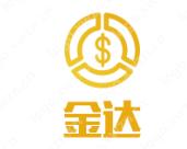 一組寓意財源滾滾,收益頗豐的logo作品賞析——金達