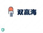 """"""" 雙贏海""""logo 設計賞析,適合互聯網行業"""
