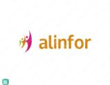 饰品行业logo设计案例合集:alinfor