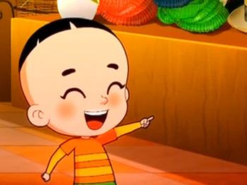 金华大头儿子服饰商标侵权央视动画 杭州公司关联公司商标被宣告无效
