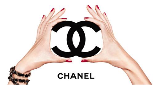 Coco chanel,一个完美的LOGO!