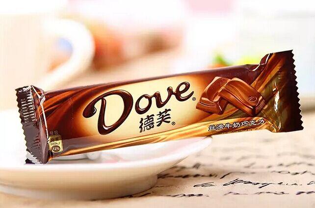 德芙巧克力的爱情故事